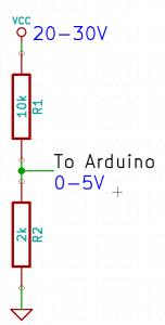 resistordivider
