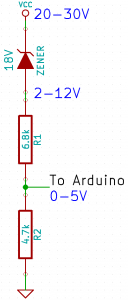 zener-voltage-divider